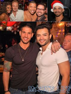 #Boardwalk  in #FortLauderdale is a #Gay dance club featuring sexy male strippers hosted their 2013 Holiday Party during their All You Can Drink Thursdays with MC Misty Eyez. #MarksList http://www.jumponmarkslist.com/us/fl/fll/images/mp/boardwalk/2013/121913_1.php