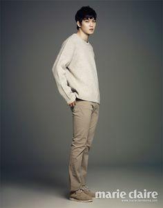 Jong Hyun  - Marie Claire Magazine January Issue '14 Korean Fashion Teen, Korean Fashion Street Casual, Korea Fashion, Lee Jong Hyun Cnblue, Kang Min Hyuk, Jung Yong Hwa, Lee Jung, Jonghyun, Korean Actresses