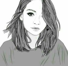 Karina saldivar на доске dibujos en blanco y negro в 2019 г. Hipster Girl Drawing, Hipster Girl Hair, Tumblr Girl Drawing, Girl Hair Drawing, Tumblr Sketches, Hipster Drawings, Tumblr Drawings, Tumblr Art, Hipster Girls