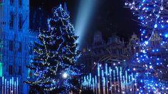 Bruxelles a Natale: il Plaisir d'Hiver