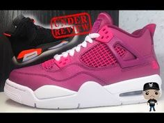 3a85b6c1d5bc4d AIR JORDAN 4 VALENTINES DAY 2019 RETRO SNEAKER REVIEW + AJ 6 INFRARED   VALENTINE  VALENTINESDAY  SHOES  SNEAKERS