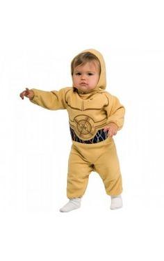 Disfraz de Star Wars C-3PO para Bebe