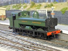 Model Steam Trains, Model Trains, British Rail, Rolling Stock, Model Train Layouts, Steam Engine, South Wales, Locomotive, Britain