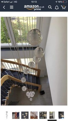 Staircases, Lighting, Light Fixtures, Stairways, Lights, Lightning, Stairs, Ladders, Tile Stairs