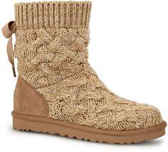 UGG® Australia Isla Knit Boots