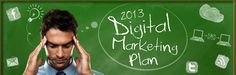 7 Steps To Help You Plan Your #2013 #Digital #Marketing Spend. #social