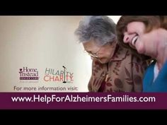 If you are caring for someone with Alzheimer's and could use a break, consider applying for a grant from the Alzheimer's and Dementia Care Relief Grant Program, which is sponsored by Home Instead Senior Care as part of our partnership with Lauren and Seth Rogen's Hilarity for Charity organization.