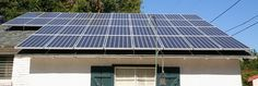 We've been planning for a couple of years to get Solar panels, but the LA-DWP rebate program was all full until recently. We just got them installed and certified now so not only are we offsetting nearly 100% of our electrical usage but our power bil Visit  http://theenergysolar.com
