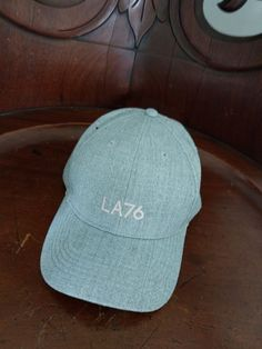 0e79268993f H amp M grey ball cap  fashion  clothing  shoes  accessories   womensaccessories