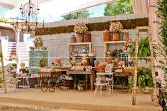 boda / wedding @ San Miguel de Allende, México mesa de dulces
