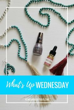 This week I'm talking about the awesome jewelry I got from Blue Annie, Brassica Seed Oil, and a new Sinful Colors nail polish I got from my latest Influenster VoxBox!