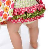 How to Sew a Ruffled Diaper Cover by Tie Dye Diva Patterns whats not to love about an adorable baby tooshie