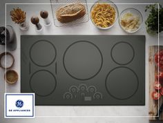 Induction cooktops are the perfect combination of sleek appearance and fast, precise cooking for those who love to cook. Learn more: