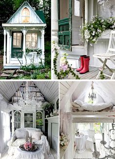 Tiny Victorian Cottage In The Catskills, New York