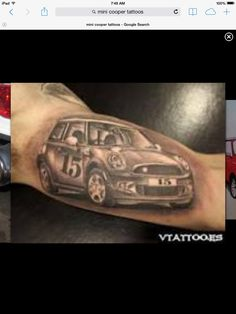 1000 images about mini cooper tattoos on pinterest mini tattoos mini coopers and car tattoos. Black Bedroom Furniture Sets. Home Design Ideas