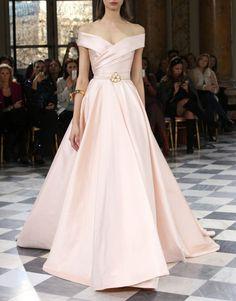 Georges Hobeika Haute Couture Spring 2016.  Paris Fashion Week.