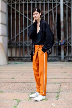 Orange | Architect's Fashion