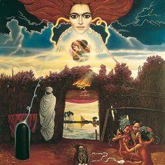 Chez Sphinx (1973) Mati Klarwein