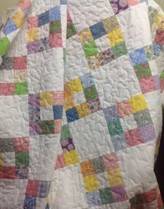 The Comfort of a Quilt by Jeanne on Etsy