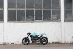 BMW K100 Cafe Racer Umbau in Flein