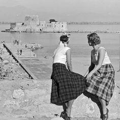 through the : by Petros Brousalis Museum Greece Sea, Benaki Museum, Female Photographers, Photomontage, American Women, Black And White Photography, Nostalgia, Like4like, Louvre