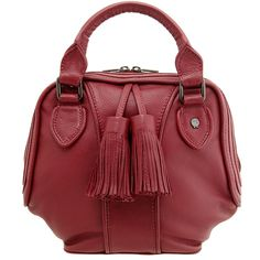 837b67117596 Yoshi Hemingway Grab Bag with Tassel Detail   Leather Handbag by Yoshi  Lichfield YB79 Autumn winter