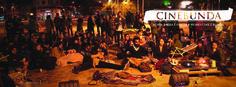 Já pensou uma pracinha pública, no meio da cidade, com bancos, árvores, cinema e pipoca de graça? Vai rolar, na próxima quarta feira, 18, a partir das 18h, o Cinebunda de Luxo, na Pracinha Oscar Freire. A entrada é Catraca Livre.