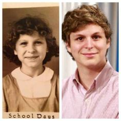 People who look like michael cera This sepia-toned schoolgirl.