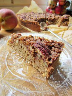Piparkakkutalon akka - ruokablogi: Hirmuiseen makeannälkään - pekaanipähkinäkakku (mu...