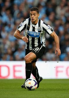 ~ Hatem Ben Arfa of Newcastle United against Manchester City ~