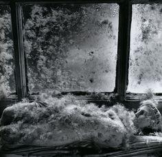 "Arthur Tress, ""Broken Statuette"", 1982.  From 'Fantastic Voyage, Photographs 1956-2000'"