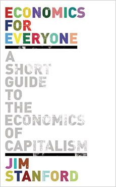 A no-nonsense (and anything-but-boring) guide to economics by Canadian economist Jim Stanford. The book is designed to help everyday Canadians understand how the economy works and how citizens can join together to create a better, fairer Canada. So far, it's very inspiring.