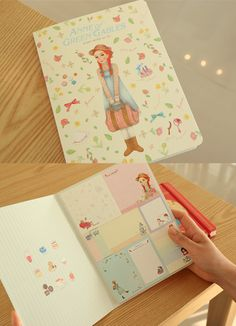 Anne of Green Gables Sticky Note Set