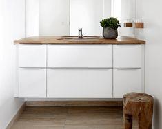 Unika badeværelse - rent design til din stil | Tvis Køkkener