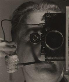 Maurice Tabard - Autoportrait, 1936