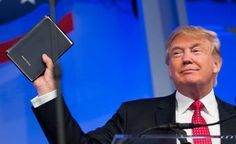 Donald Trump is a force like no other. Never before in our history has a man barnstormed an election like Donald Trump. It seems divine. The media, the wealthy, the powers of this world are