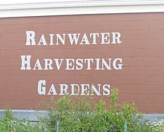 """The gardens located at Antiques Central, LLC, 2311 Reed Ave. Cheyenne,Wy became a certified Wildlife Habitat through the NWF in March These gardens are located in """"The Rev. Rainwater Harvesting, The Rev, Habitats, Wildlife, March, Gardens, Community, Antiques, Projects"""