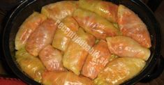 What You'll Need one large head cabbage one can ounces) tomato sauce one egg, lightly beaten one ounce onion sou. Side Recipes, Pork Recipes, Slow Cooker Recipes, Crockpot Recipes, Real Food Recipes, Cooking Recipes, Healthy Recipes, Recipies, Cooking Rice