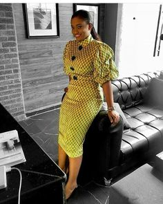 2020 African print dresses are ever available for flawless looks and fashion trends keep changing with time, this is why I've selected these latest styles to Ankara Dress Styles, African Fashion Ankara, Latest African Fashion Dresses, African Dresses For Women, African Print Dresses, African Print Fashion, African Attire, African Dress Designs, Ankara Gowns