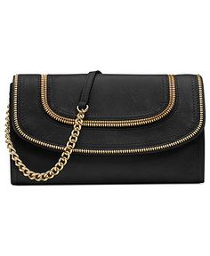 MICHAEL Michael Kors Handbag, Bayview Clutch - Shop All Michael Kors Handbags & Accessories - Handbags & Accessories - Macy's
