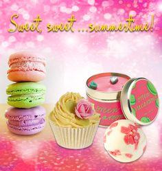 #bombcosmetics, #handmade, #aromatherapy, #sweet, #summertime #candles, #bathblasters