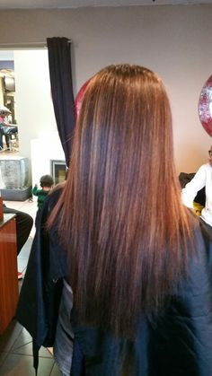 Permanent Hair Straightening Hair Straightening, Barber Shop, Updos, Salons, Wigs, Hair Cuts, Long Hair Styles, Fun Funny, Extensions