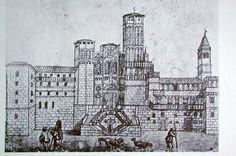 Catedral de santiago (Dibujo en 1660).jpg