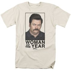 Parks & Recreation: Woman Of The Year T-Shirt