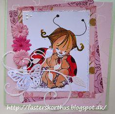 Fasters korthus: Baby Fairy Ladybug