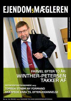 Ejendomsmægleren, Dansk Ejendomsmæglerforening