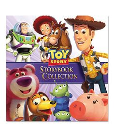 This Toy Story Storybook Collection by Toy Story is perfect! #zulilyfinds