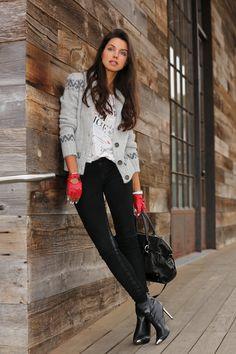 VivaLuxury - Fashion Blog by Annabelle Fleur: AMOUR ET JOIE