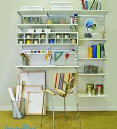 Organized craft space - freedomRail