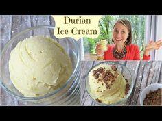 Durian Ice Cream - YouTube